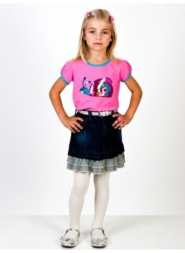 Pierre Cardin Çocuk Külotlu Çorap Beyaz